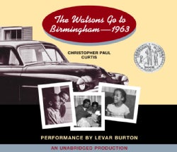 The Watsons Go To Birmingham--1963 (CD-Audio)