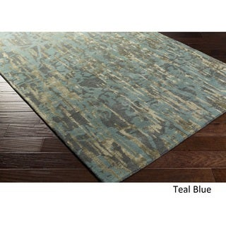 Candice Olson : Hand Tufted DeKoven Indoor Rug (8' x 10')