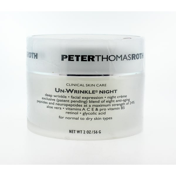Peter Thomas Roth Unwrinkle 2-ounce Night Cream