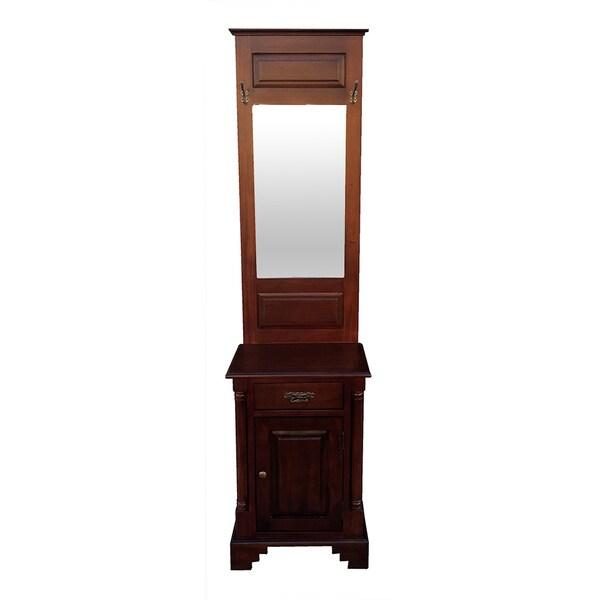 D-Art Hamstead 1-drawer 1-door Hall Stand