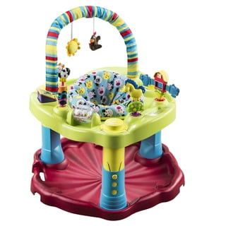 Evenflo ExerSaucer Bounce & Learn in Bouncin Barnyard