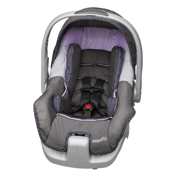 Evenflo Nurture Infant Car Seat in Kiri