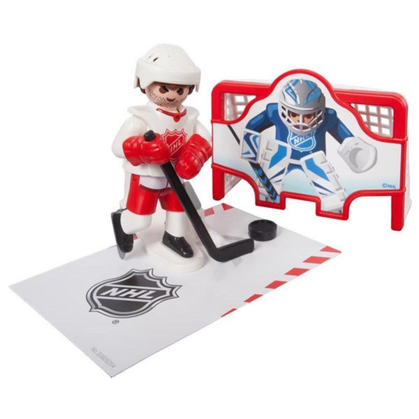 Playmobil Sports and Action NHL Shooting Pad