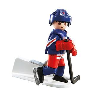 Playmobil Sports and Action NHL New York Rangers Player