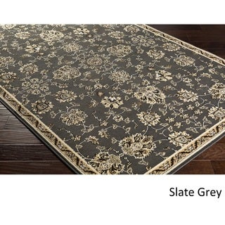 Meticulously Woven Basin Rug (5'3 x 7'6)
