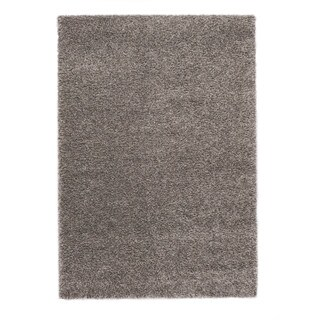 """Somette Slater Collection Slate Solid Area Rug (6'7"""" x 9'6"""")"""