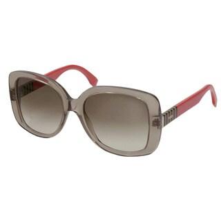 Fendi 0014 Women's Rectangular Sunglasses