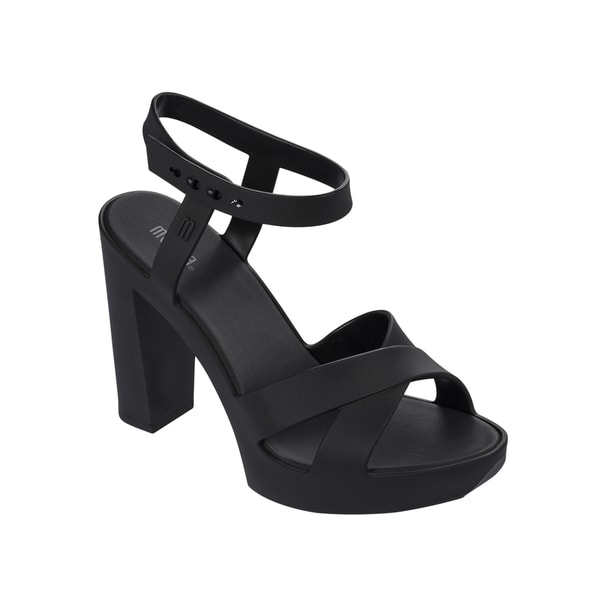 Melissa Classic Lady AD Black Jelly Pumps