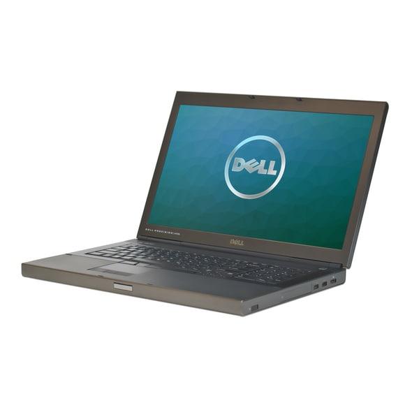 Dell Precision M6700 17.3-inch display 2.7GHz Intel Core i7 CPU 16GB RAM 512GB SSD Windows 7 Laptop (Refurbished)