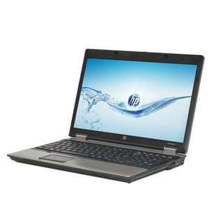 HP ProBook 6555B 15.6-inch display 2.8GHz AMD Phenom IIx2 CPU 4GB RAM 320GB HDD Windows 7 Laptop (Refurbished)