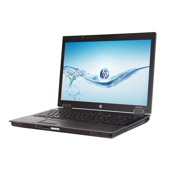 HP EliteBook 8740W 17-inch display, 1.73GHz Intel Core i7 CPU, 8GB RAM, 500GB HDD, Windows 7 Laptop (Refurbished)