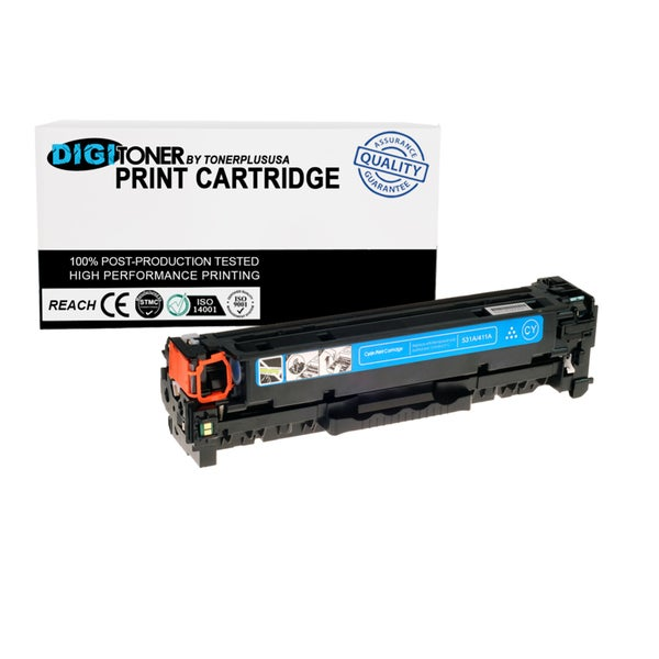 1pk Compatible HP Ce411a Cyan Color Toner Cartridge for HP Pro 300 400