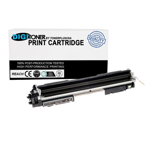 1pk Compatible HP 130a Cf350a Black Color Laser Toner Cartridge for M177fw M176n