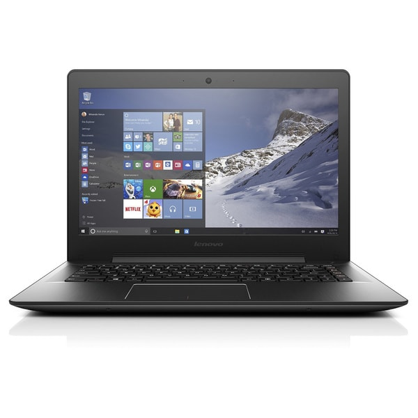 Lenovo S41 14-Inch Laptop (Core i7, 8 GB RAM, 1 TB HDD + 8 GB SSD, Windows 10) 80JU001DUS
