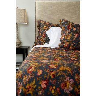 Josie Cotton Floral Quilt