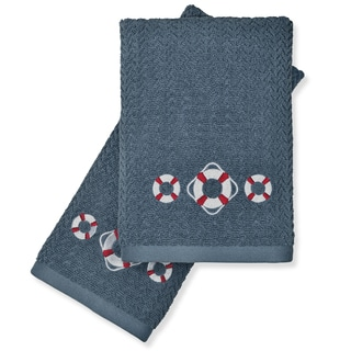 Peri Home Buoy Ring Fingertip Towels (Set of 2)