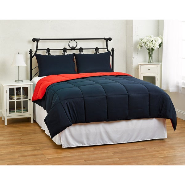 All-Season Reversible Comforter Set