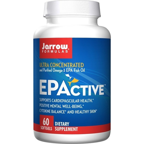 Jarrow Formulas EPActive Fish Oil (60 Softgels)