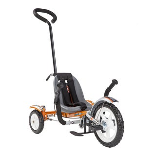Mobo Total Tot Disney Planes Dusty Roll-to-Ride Three Wheeled Cruiser