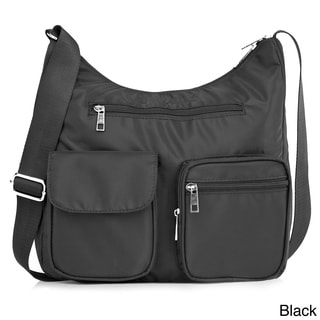 Suvelle Carryall RFID Travel Crossbody Bag