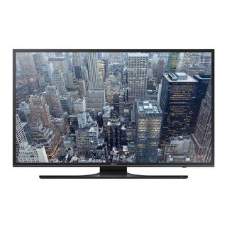 Samsung UN40JU640D 40-inch 4K Ultra HD Smart LED TV (Refurbished)