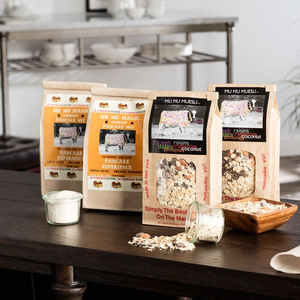 Mu Mu Muesli Breakfast Bundle