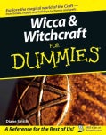 Wicca And Witchcraft For Dummies (Paperback)