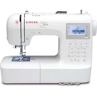 SINGER 2010 Superb Computerized Sewing Machine