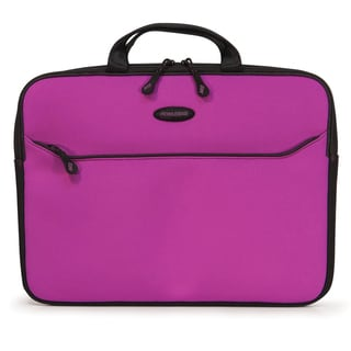 """Mobile Edge SlipSuit Carrying Case (Sleeve) for 16"""" Notebook - Purple"""
