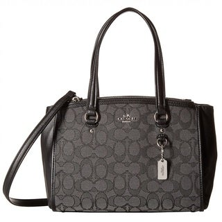Coach Signature Stanton 26 Carryall Bag