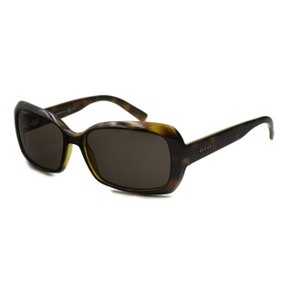 Gucci Women's GG3206S Rectangular Sunglasses