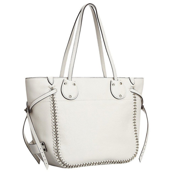 Coach Whiplash Leather Tatum Tote