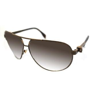 Alexander McQueen AMQ5156S Men's/ Unisex Aviator Sunglasses