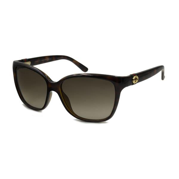 Gucci Women's GG3645S Square Sunglasses
