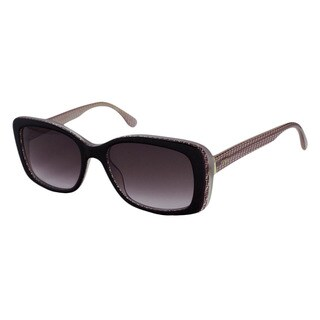 Fendi 0002 Women's Rectangular Sunglasses