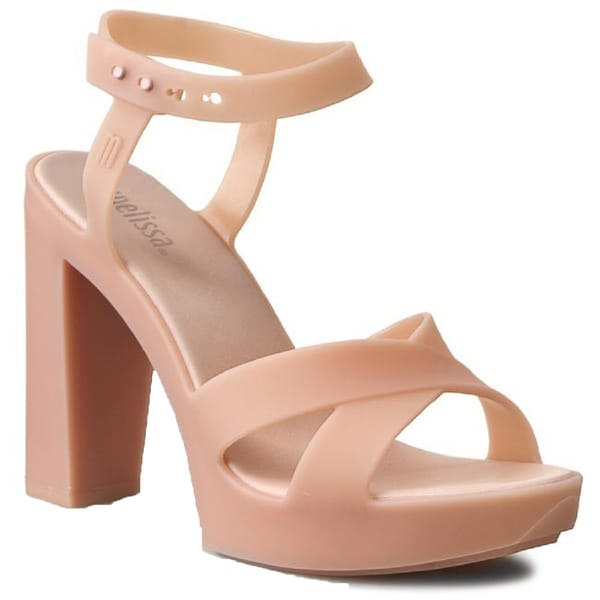 Melissa Classic Lady AD Pink Jelly Pumps