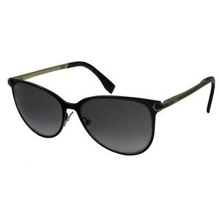 Fendi 0022 Women's Aviator Sunglasses
