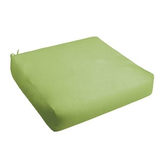 Sloane Apple Green Indoor/ Outdoor Square Cushion