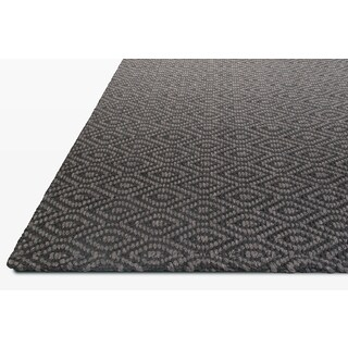Zion Wool/ Jute Rug (4' x 6')
