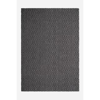 Zion Wool/ Jute Rug (6' x 9')