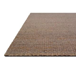 Guadalupe Wool/ Jute Rug (6' x 9')