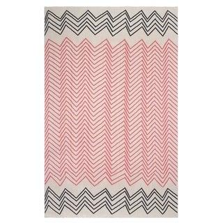 Fenway Pink Throw Blanket