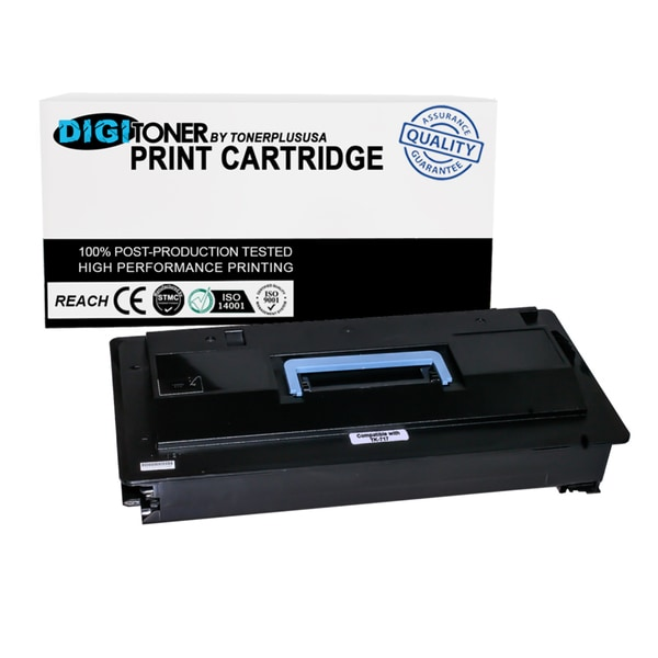 1PK Compatible Kyocera TK-717 BLACK Laser Toner Cartridge For KM-3050, KM-4050, KM-5050