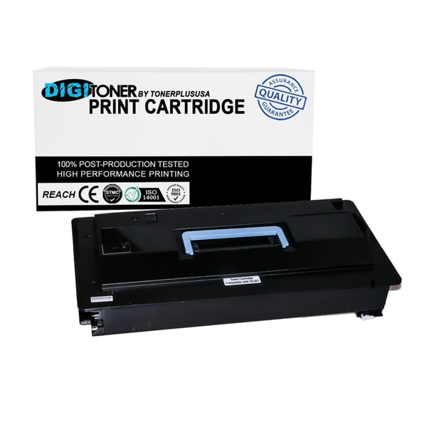 1PK Compatible Kyocera TK-677 BLACK Laser Toner Cartridge For KM-2540, KM-2560, KM-3040, KM-3060