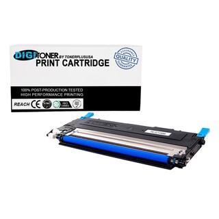 Compatible Samsung CLT-C409 CYAN Color Toner Cartridge for Printers CLX-3175FN, CLX-3175FW CLP-310 CLP-315 Series