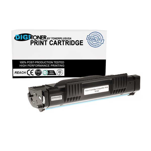 1PK Compatible Ricoh SP-100 (407165) BLACK Laser Toner Cartridge For SP100 SP112