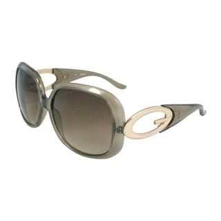 Guess Women's GU7017 Rectangular Sunglasses