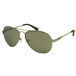 Guess Women's GU7228 Aviator Sunglasses