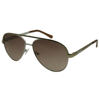 Guess Women's GU7364 Aviator Sunglasses