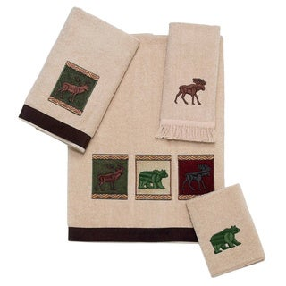 Eldorado 4-piece Towel Set